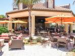 Outside Restaurant/Bar near pool