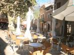 7 restaurants and 3 cafe bars in Fornalutx