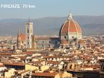 La Toscana a portata di mano: Firenze