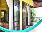 second floor wrap around terrace