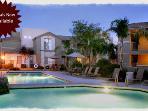 Main pool and lap pool