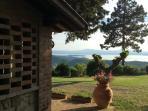 Vista lago Trasimeno.