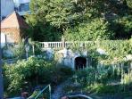 Jardin (accès possible)