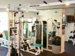 Gym and Exercize Room
