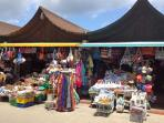 NEARBY:  Wharfside Flea Market.  Browse and find souvenirs of all kinds.  10-15 min.