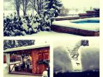 Apartments Pihapperblick   Mittersill   Salzburgerland - winter outside