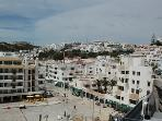 Albufeira - the nearest town to Guia. Very popular with many restaurants and much nightlife.