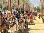 Feria del Caballo.