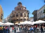Casco histórico Jerez.