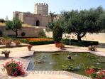 Alcazar de Jerez. Siglo XII.