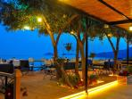 Ekinhan Zeytin Restaurant 3 mins walk from the villa