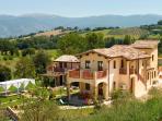 Appartamento Peonia Borgo le Capannelle - Esterno