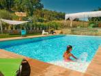 Appartamento Peonia Borgo le Capannelle - Angolo Piscina