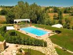 Appartamento Peonia Borgo le Capannelle - Piscina
