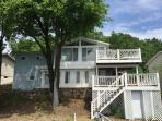 Lake Of The Ozarks Lake Side Escape Blue