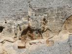 Das Reiterstandbild von Madara