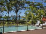 The Barrington-Pool View to Dunk Island