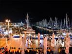 Herzeliya marina 800 meters away