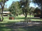 BBQ areas and recreation facillities within the beautiful Swan River parklands located nearby