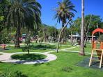 Pleasure park - 5 min from apartment
