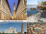 Pisa, Lucca e Firenze, famose città d' arte da visitare