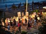 les nombreux marchés de la côte d'azur