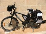 28' front and seat suspended electric MTB