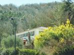 Villa Lavande in spring