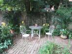 One of your garden patios