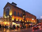 The famous Camden Stables Market
