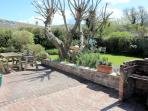 The Lindens Croyde Holiday Cottages Terrace For Al Fresco Dining