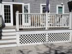 Newly updated deck