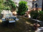 VILLA MIMOSA garden
