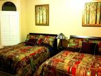 2 full/double size beds in bedroom #3
