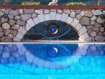 The pool eye