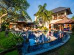 AyoKa, ocean view villa in the south of Bali
