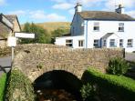 Bridge cottage pre restoration.