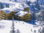 Ski in/out Chalet in Belle Plagne, Macot-La-Plagne