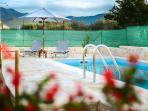 Private 21m2 pool