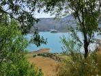 Zahara lakes are only 20 min drive from us