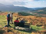 Precipice Walk, Dolgellau. There is also a New Precipice Walk which starts from the cottage doorstep