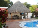 the bikes under the palapa can be made available for no extra charge