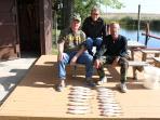 3 Walleye Limits