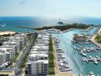 La Amada Residentes and Marina air view 3
