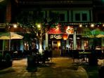 El Gusto in La Cala, great central place to eat, book in advance in high season.