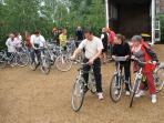Activité - Séminaire de campagne - La Racaudière - Villandry - Touraine