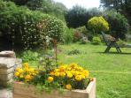 coté jardin calme et campagne