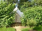 Camp d'étoiles - 5  tentes meublées 2 à 4 pers. - La Racaudière - Villandry - Touraine