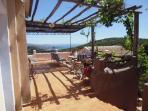 terrasse panoramique vue mer