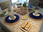 colazione in cucina